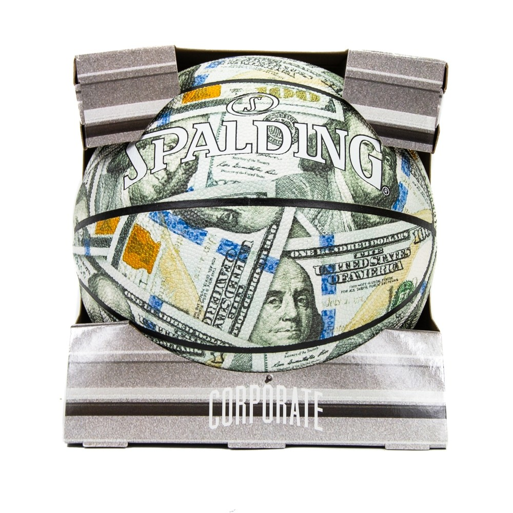 Corporate Corporate x Spalding Money Ball (Multi)