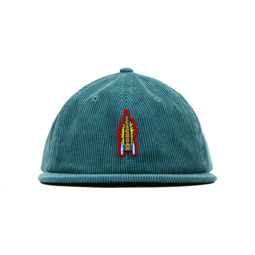 Blast Off Hat (Deep Teal)