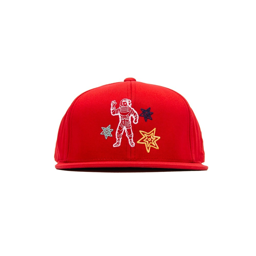 Astro Star Hat (Red)