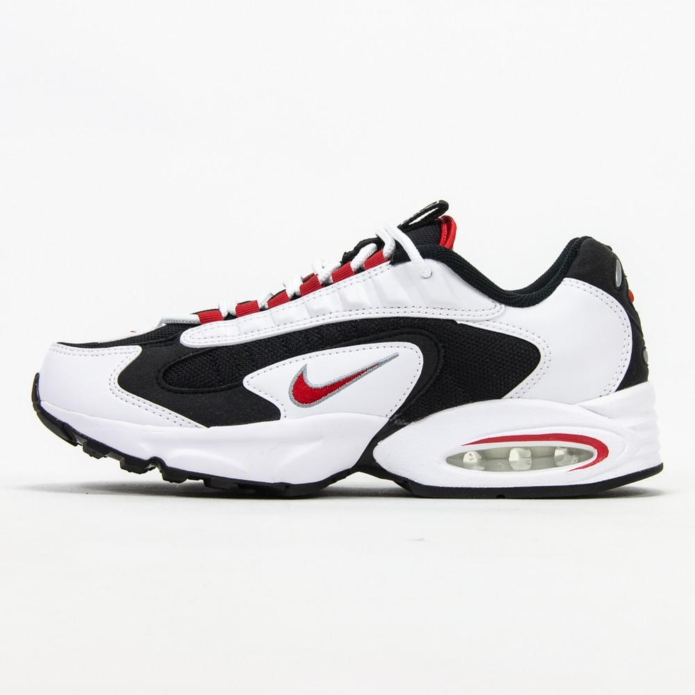 Air Max Triax (White/University Red/Black)
