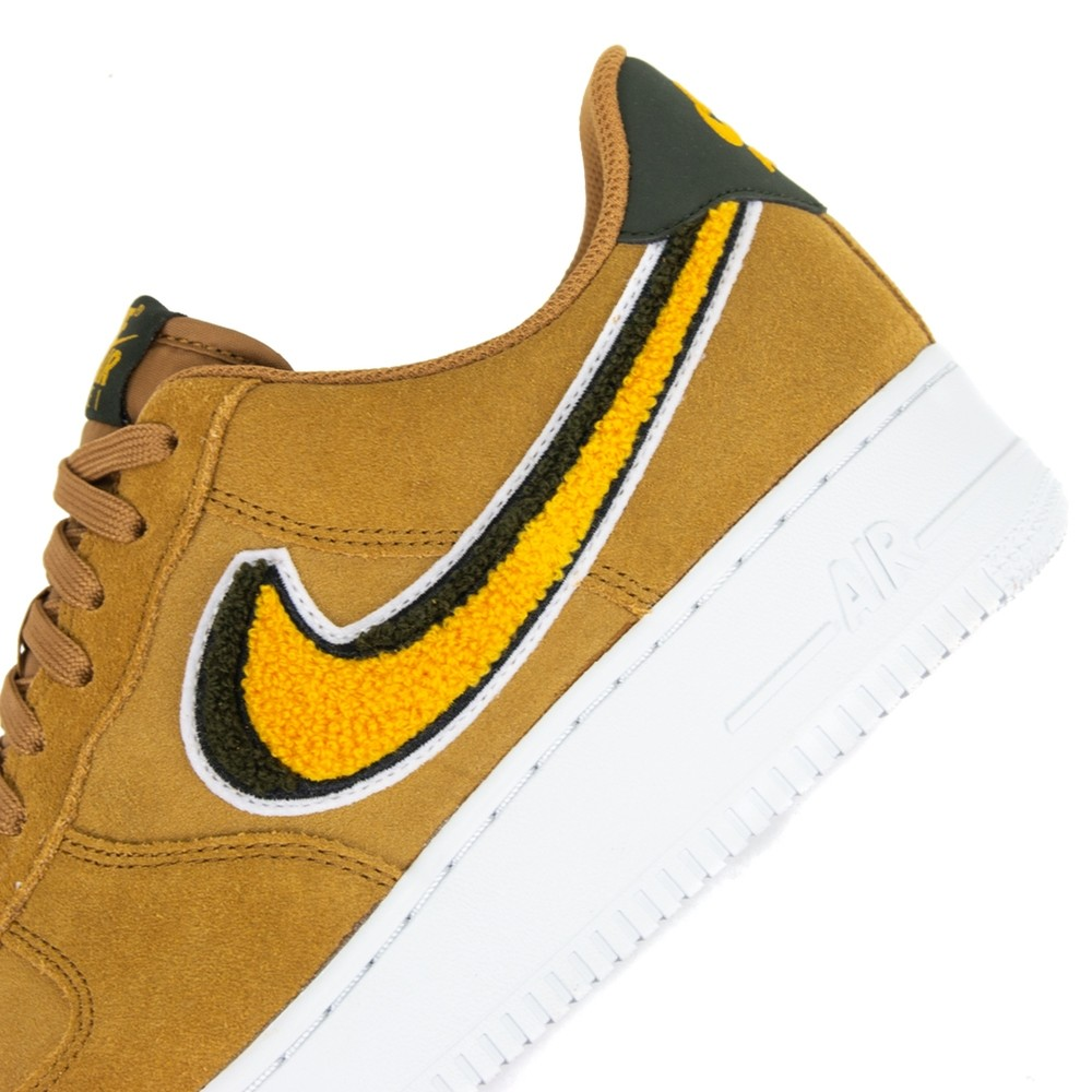 Air Force 1 07 LV8 (Muted Bronze/Yellow Ochre)