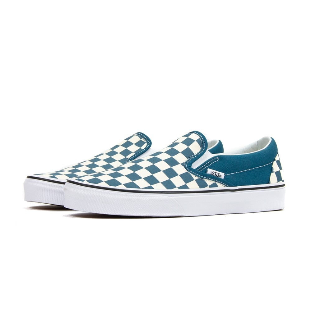 Classic Slip-On Checkerboard (Corsair)