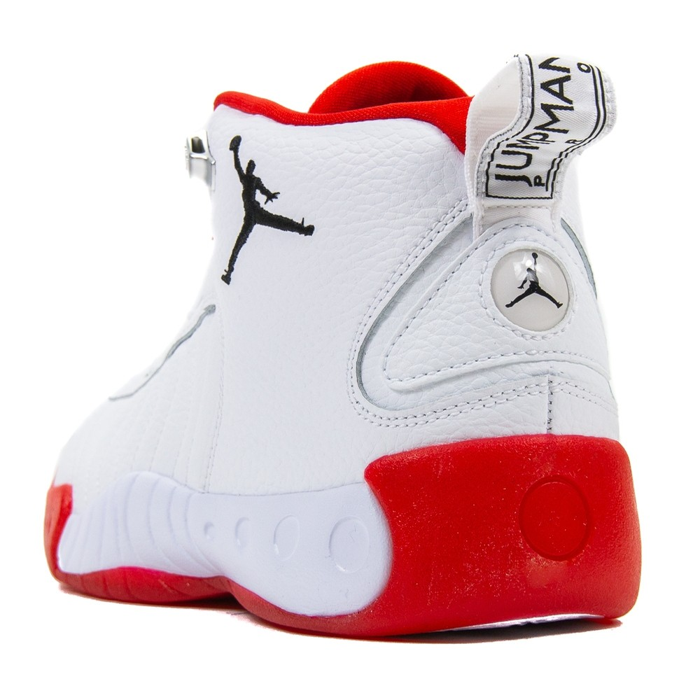 Jordan Jumpman Pro (White/Fire Red)