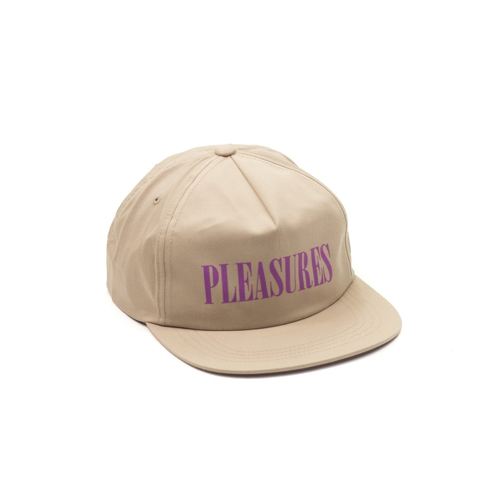 Logo Hat (Tan)