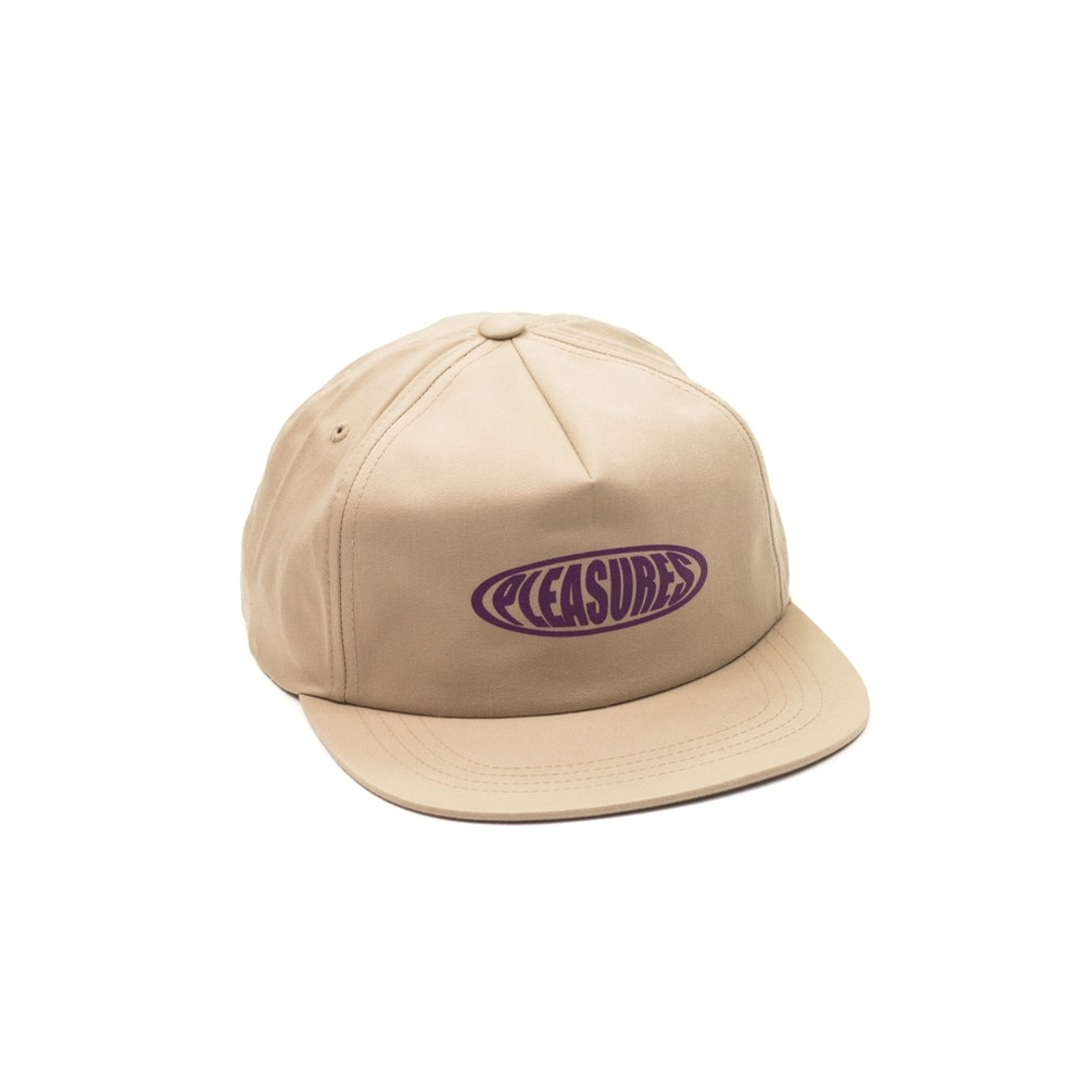 Bubble Snapback (Tan)