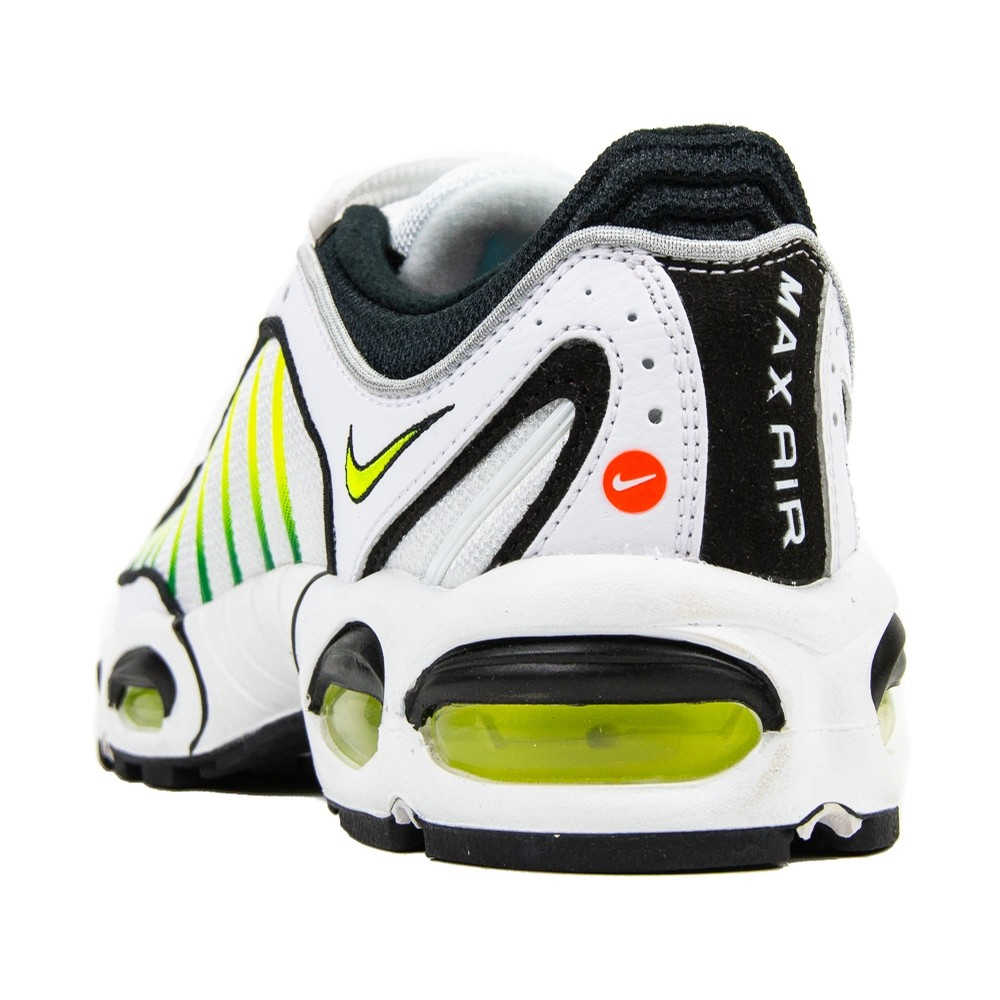 Air Max Tailwind IV (White/Volt/Black)