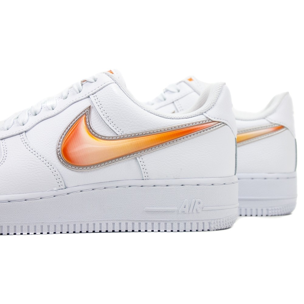 Air Force 1 07 LV8 3 (White/Orange Peel)