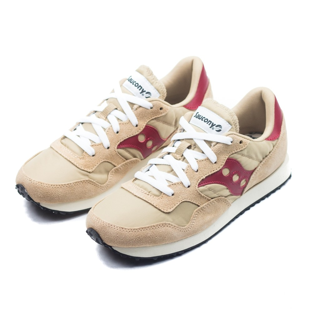 DXN Trainer (Tan/Red)