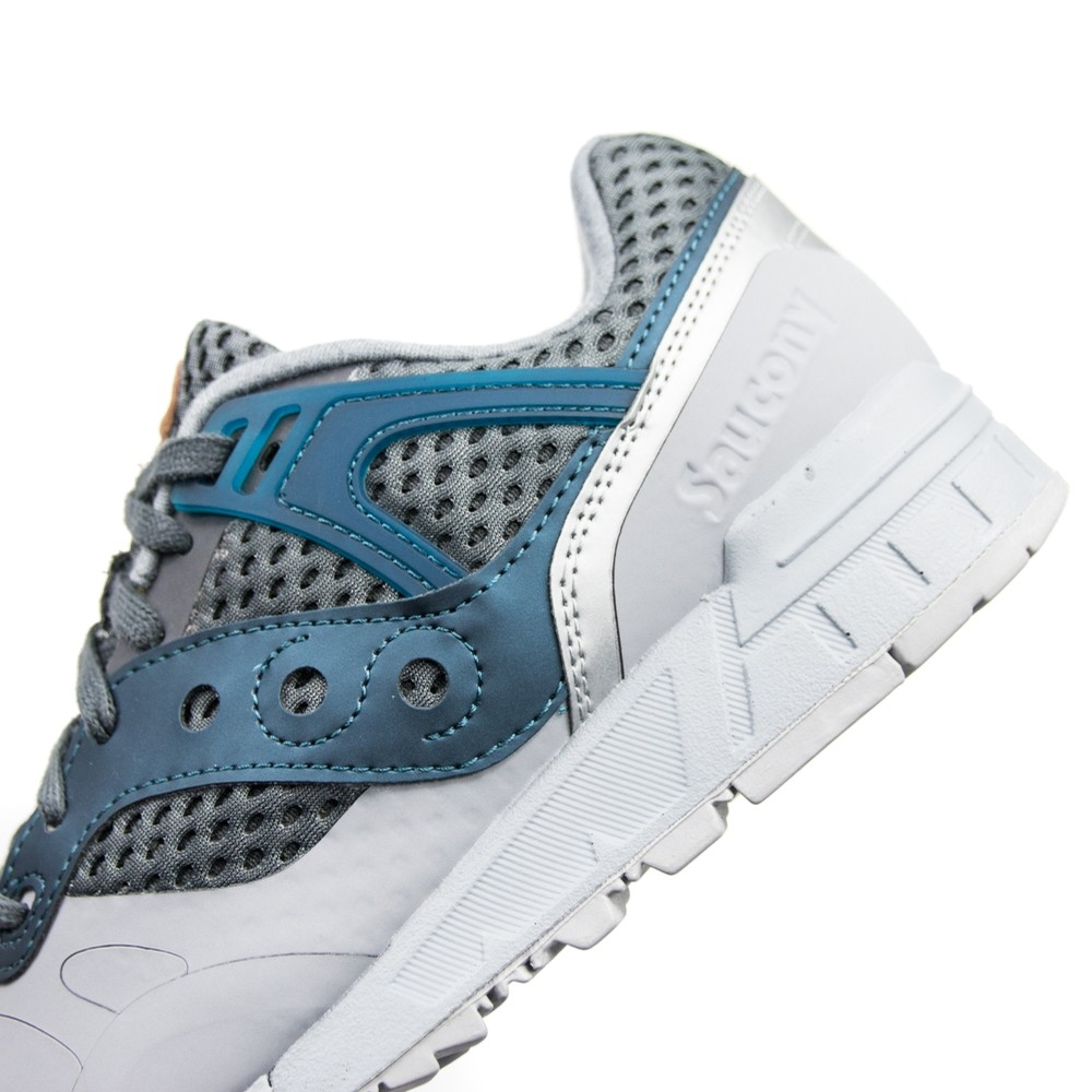 Grid SD HT (Grey/Blue)