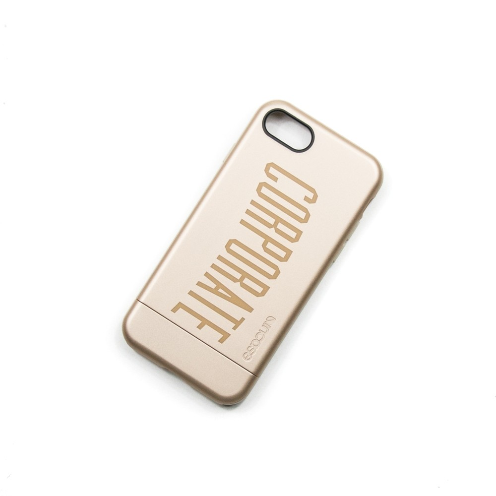 Corporate iPhone 7 Corporate Case (Gold)