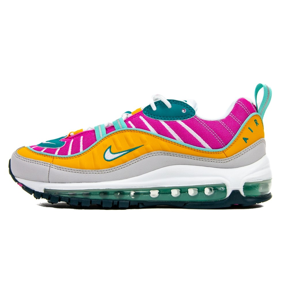 W Air Max 98 (Spirit Teal/Vast Grey/Tropical Twist)
