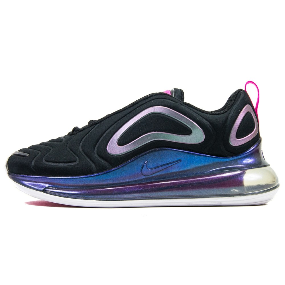 W Air Max 720 SE (Black/Laser Fuchsia)
