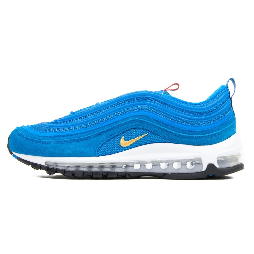 Air Max 97 QS (Photo Blue/Metallic Gold/White/Black)