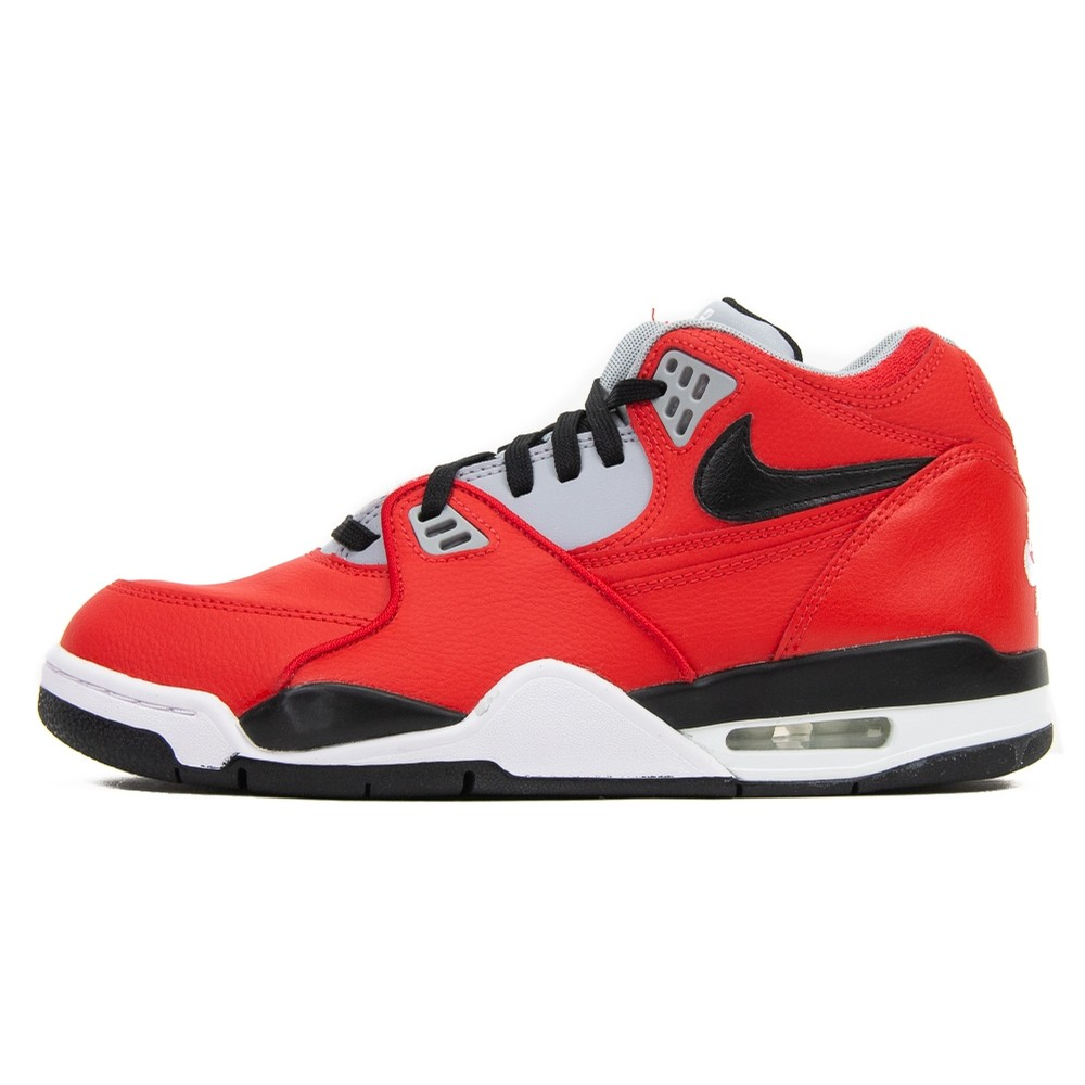 Air Flight 89 (University Red/Black/Wolf Grey/White)