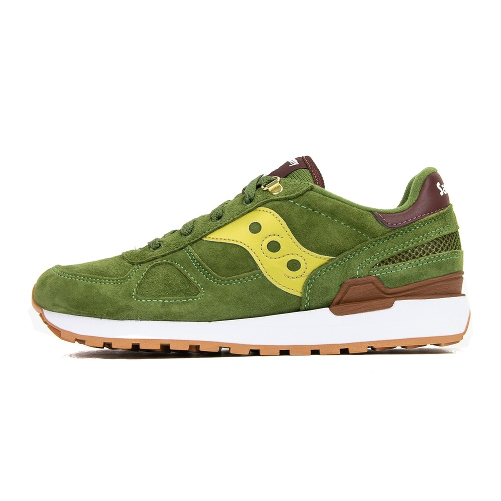 Saucony Shadow Original (Green/Gold)