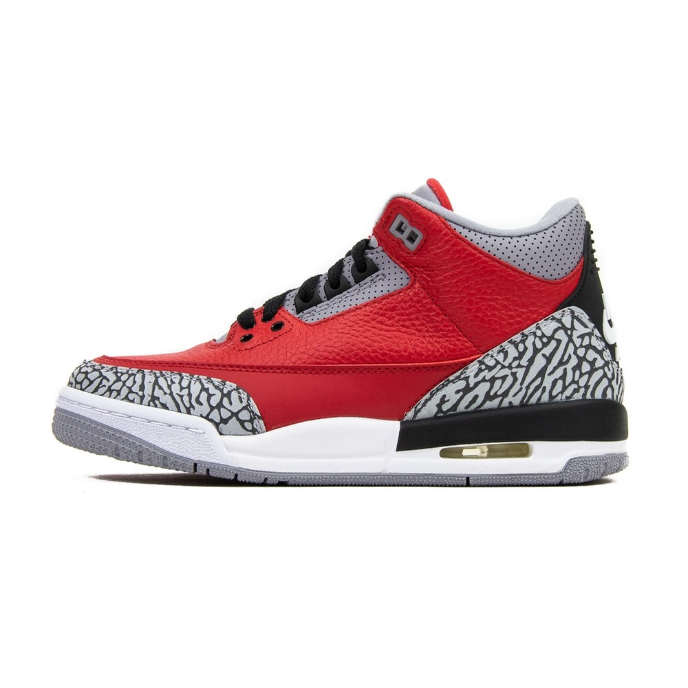 Air Jordan 3 Retro SE BG (Fire Red)