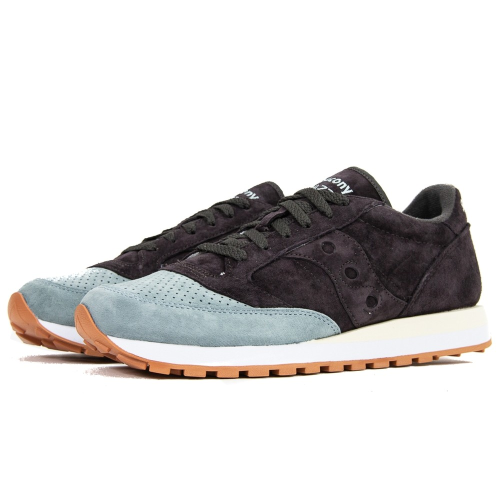 Saucony Jazz Original Suede (Navy/Light Blue Marine)
