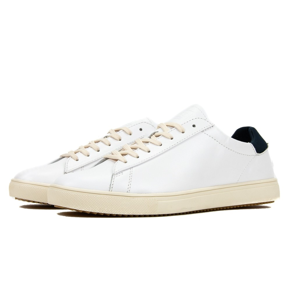 Bradley (White Leather)