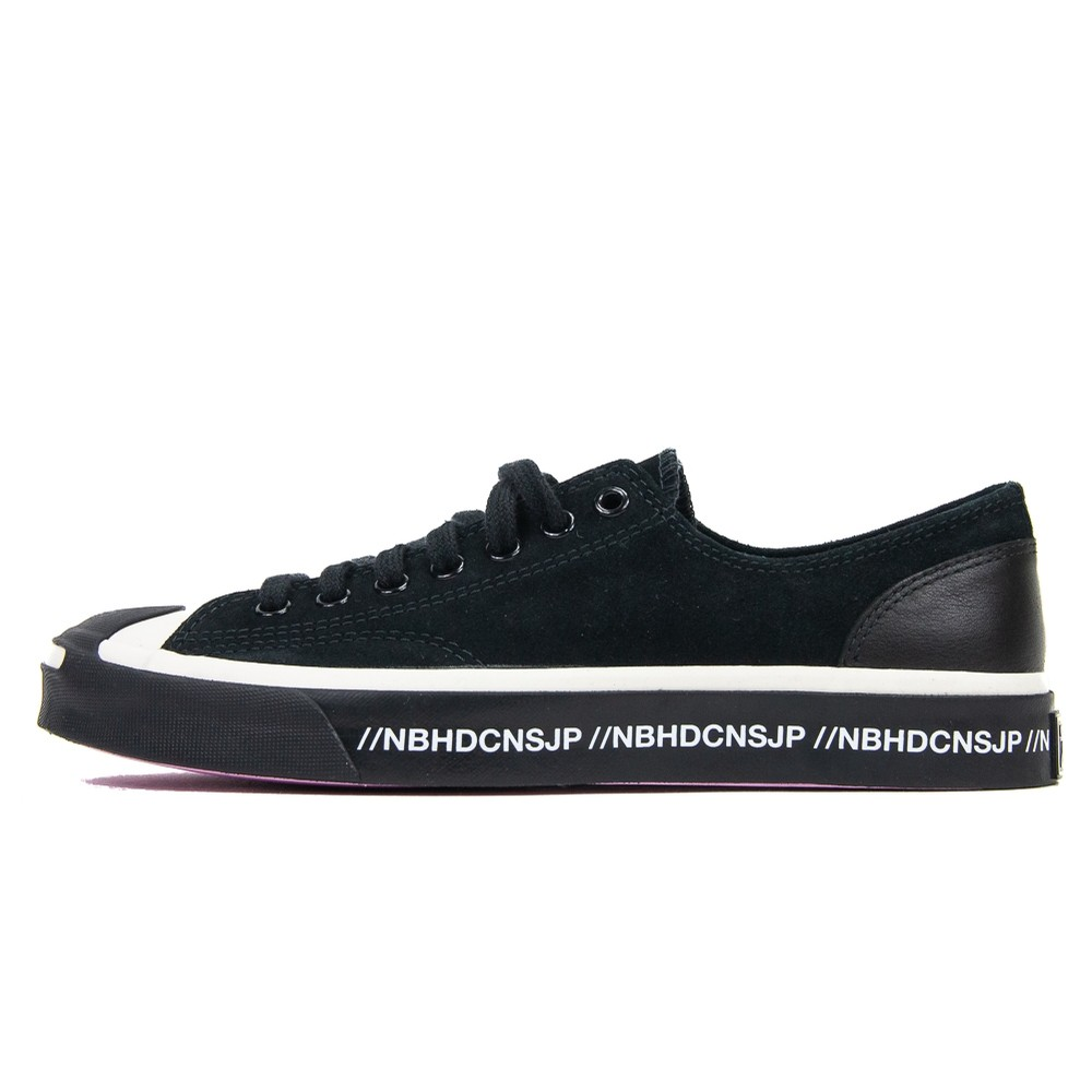 Converse x Neighborhood Jack Purcell (Black)
