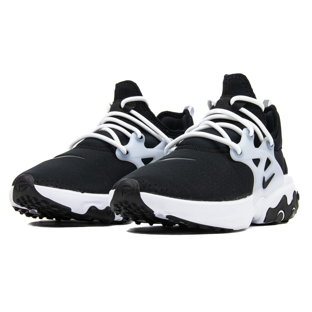 Presto React (Black/White)