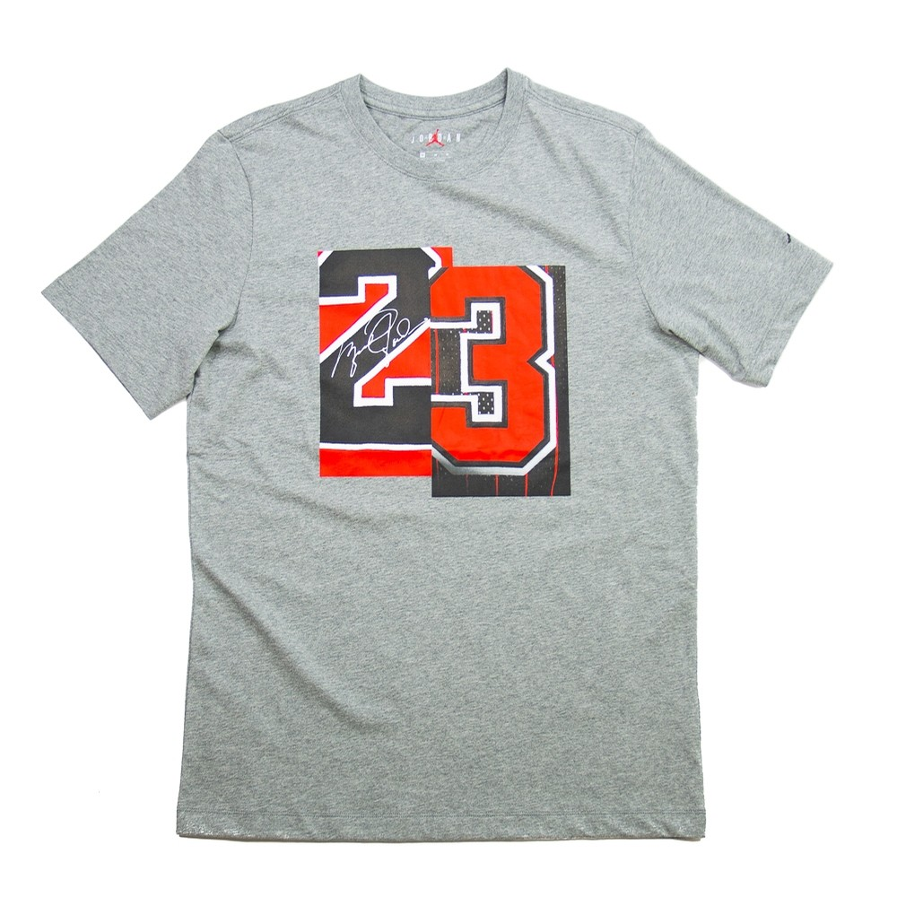 Slash 23 Tee (Carbon Heather)