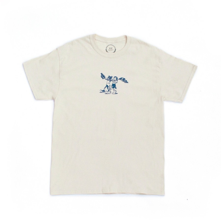 Sporting Goods x Corporate Teamwork Tee (Natural)