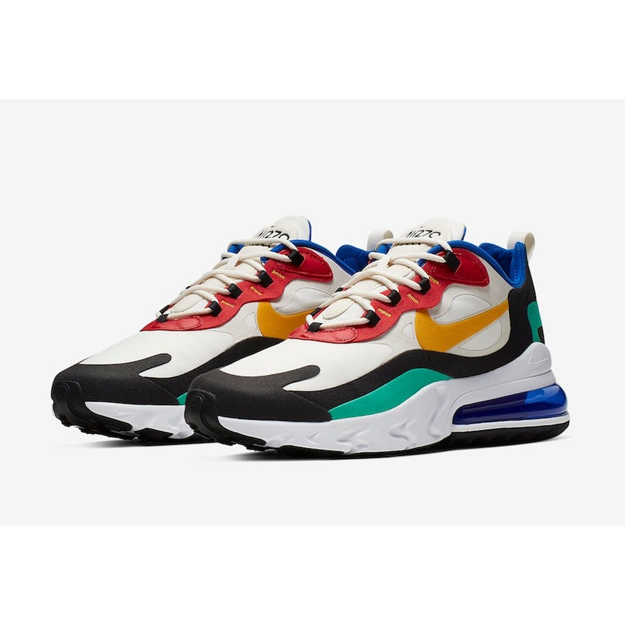 Air Max 270 React (Bauhaus Art)