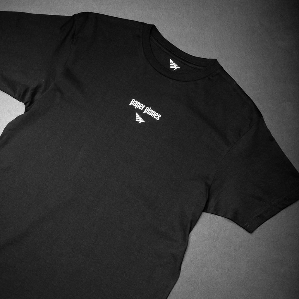 Planes The Constitution Tee (Black)