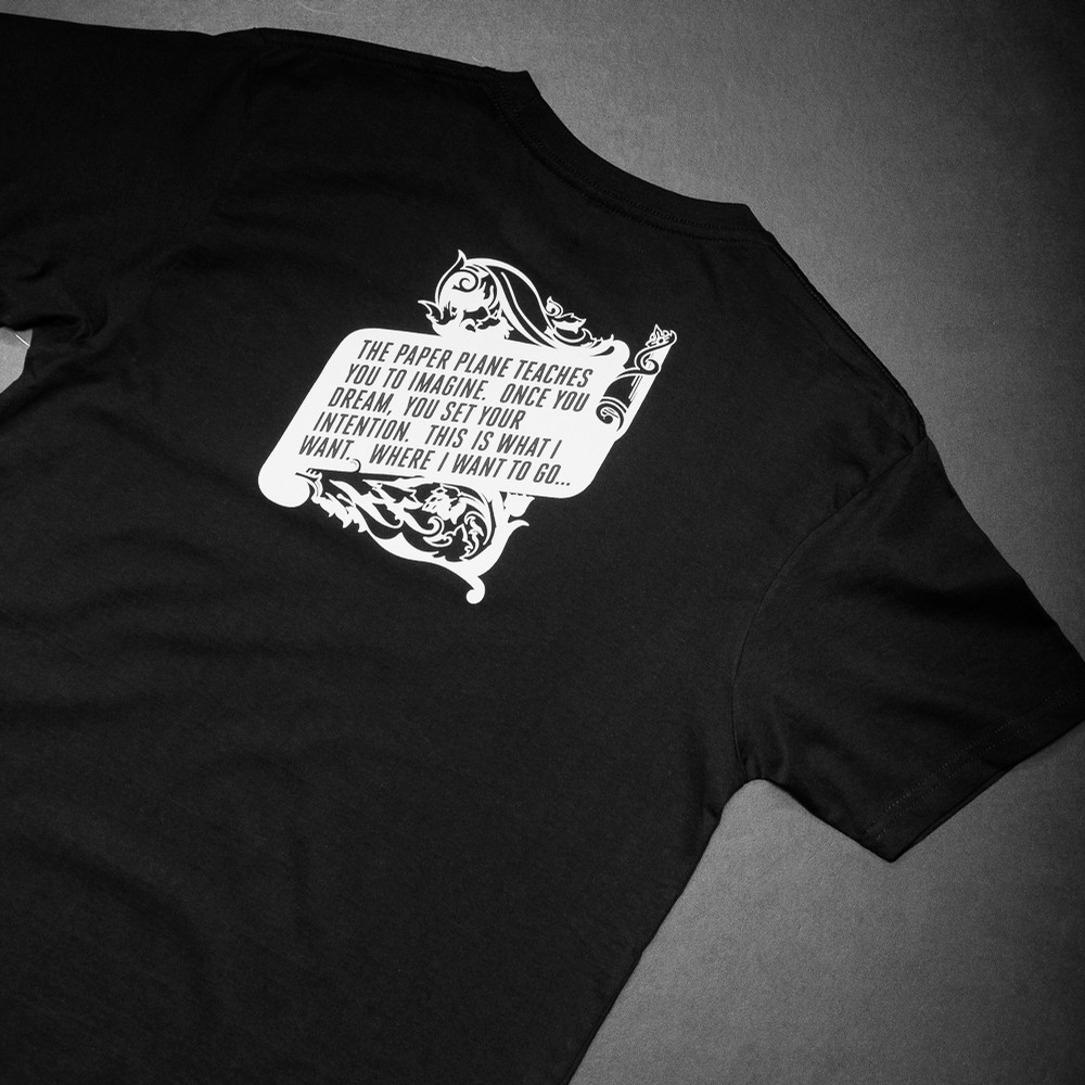 The Constitution Tee (Black)