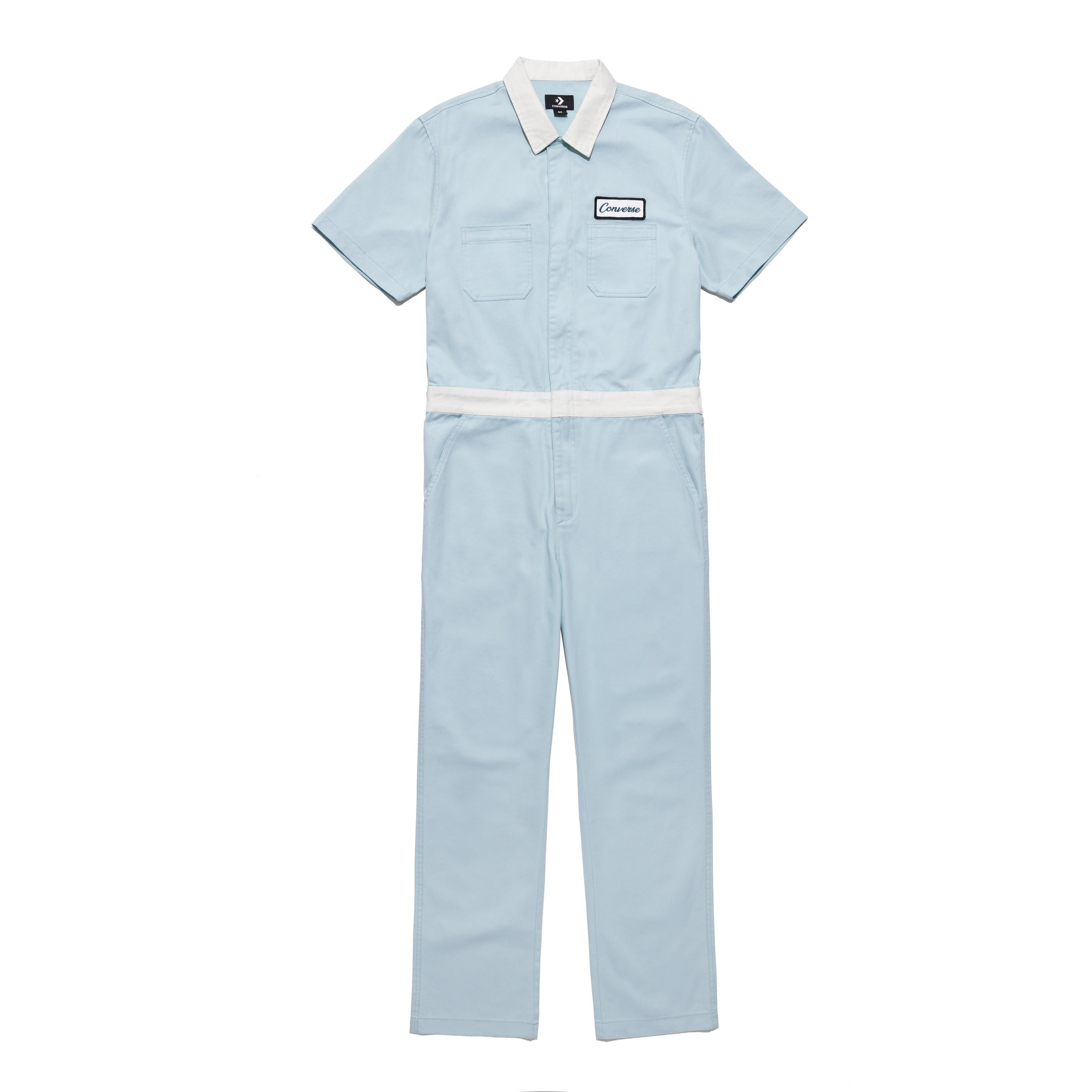 Golf Le Fleur Boiler Suit (Light Blue)