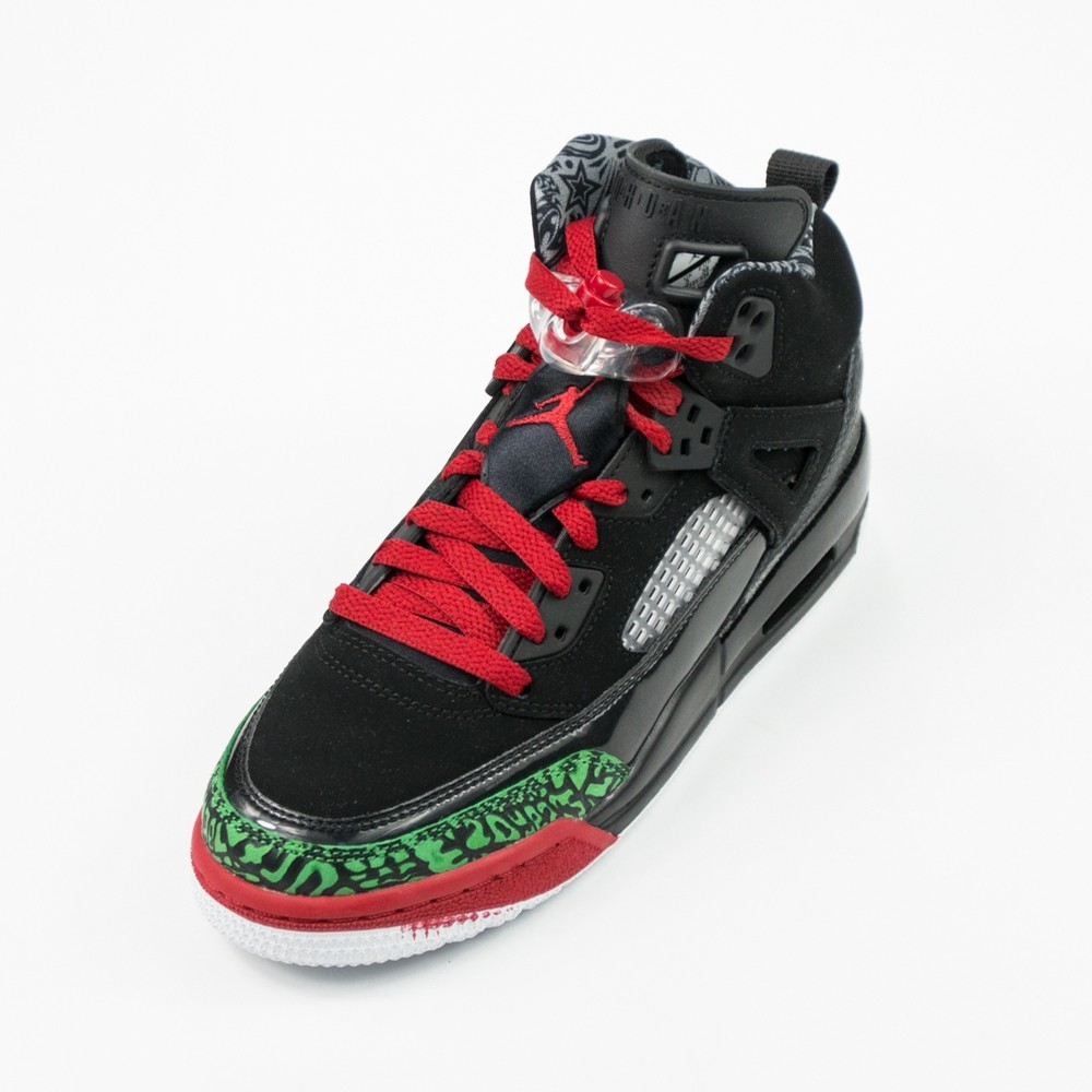 Spizike BG (Black/Red)