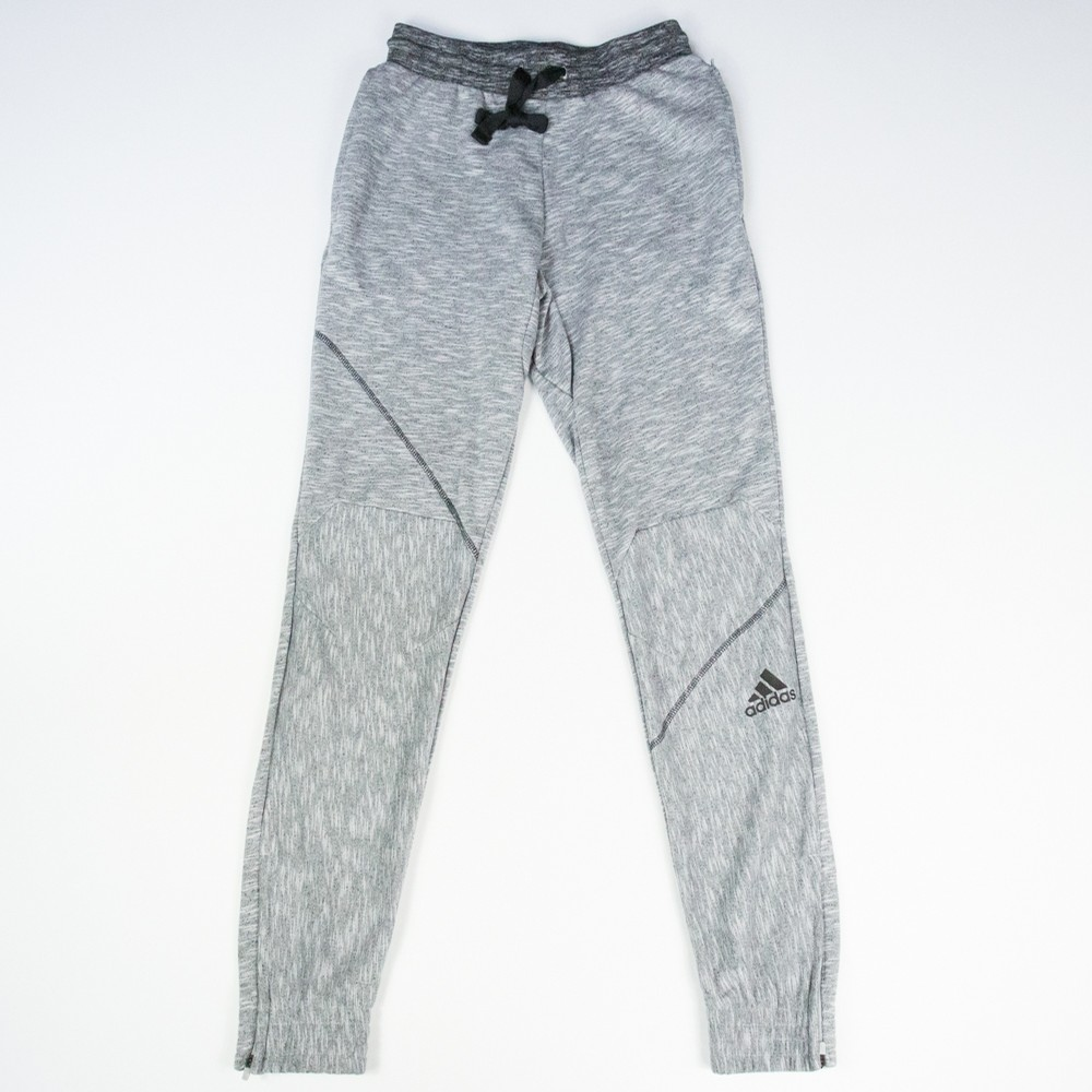 Cross-Up Pant (Heather Grey)