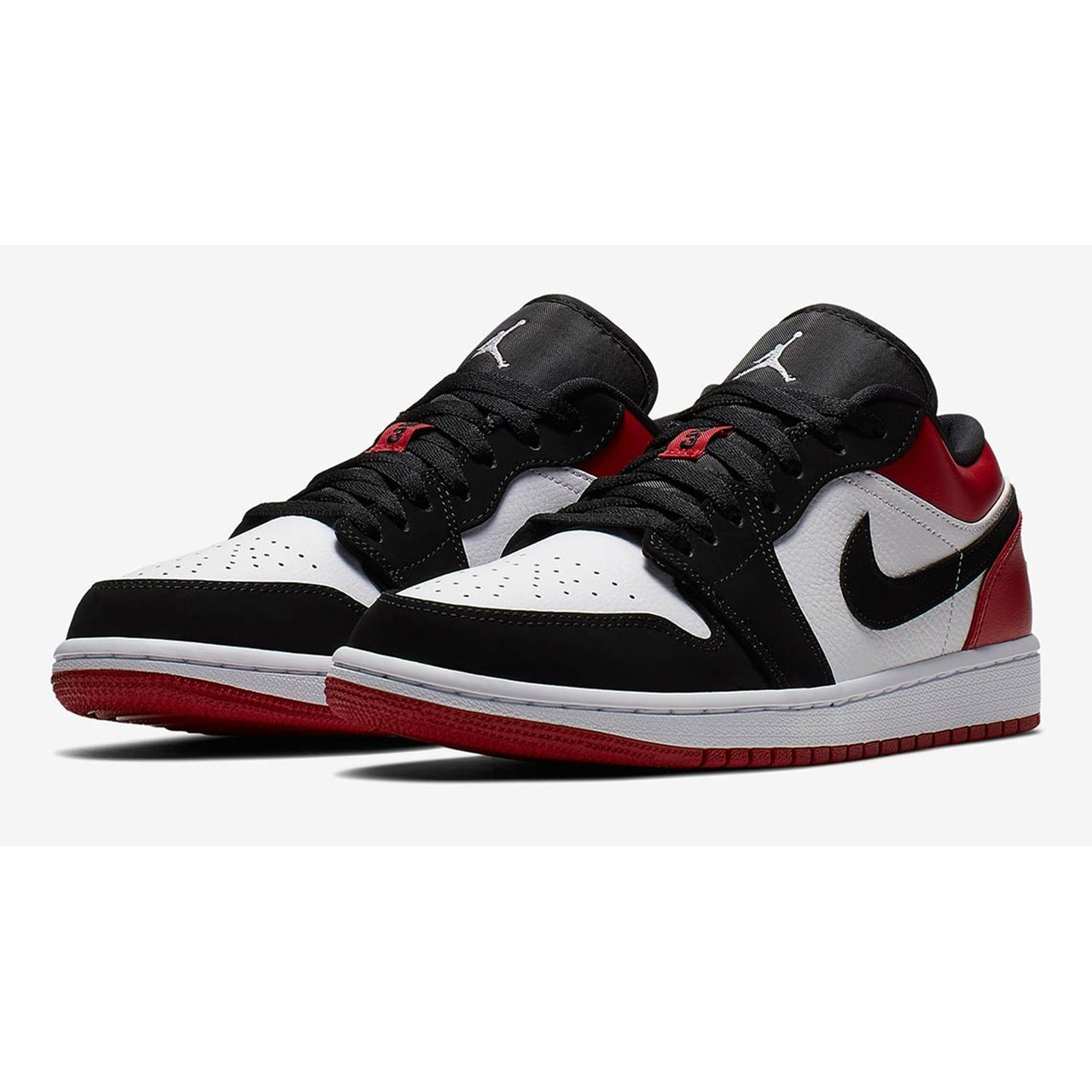 Air Jordan 1 Low (Black Toe)