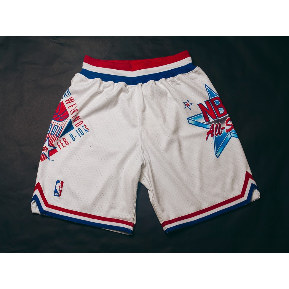 Mitchell & Ness NBA All Star 91 Authentic Short