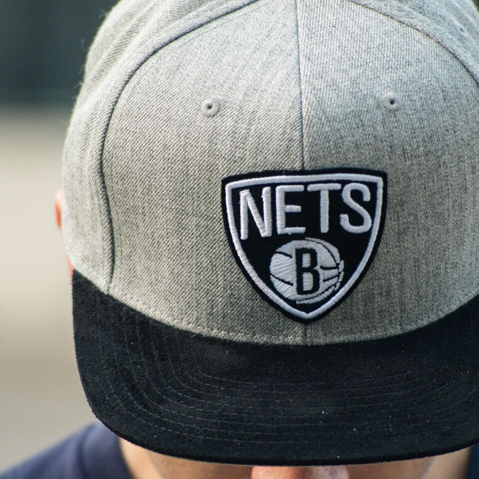 Heather Micro Brooklyn Nets