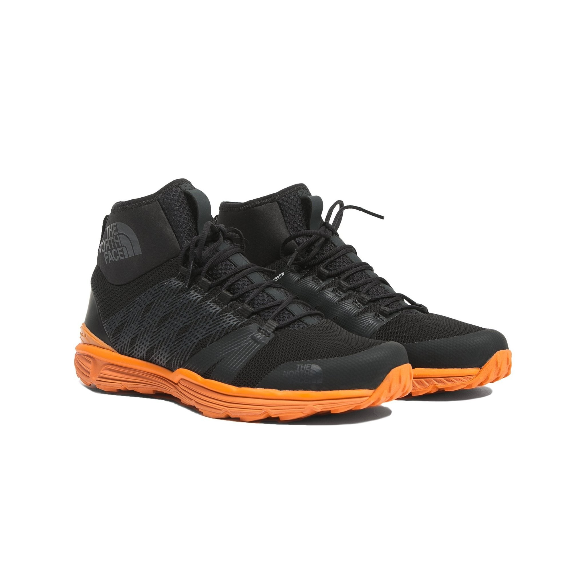 TNF Litewave Ampere II HC (Black/Orange)