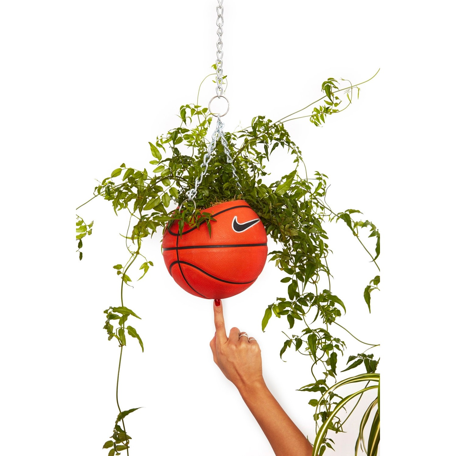 Nike Basketball Planter