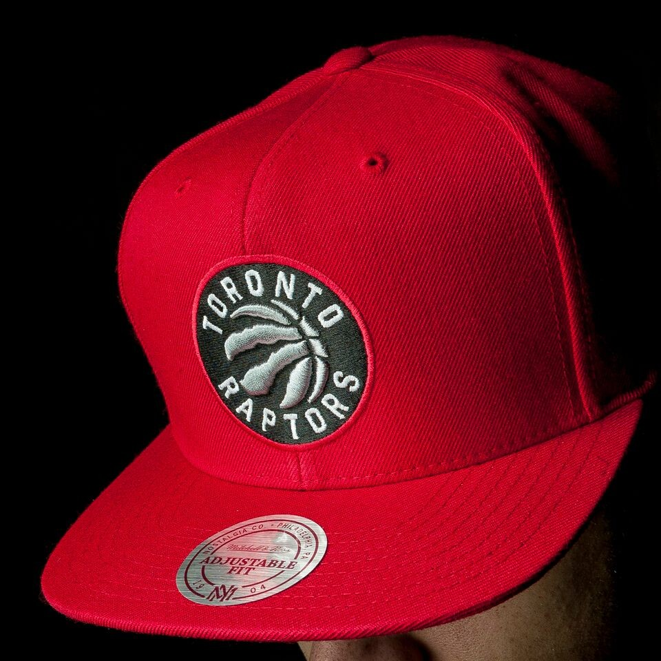 Toronto Raptors NBA Current Wool Snapback