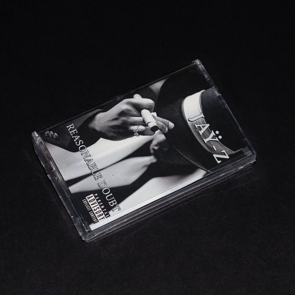 Reasonable Doubt Cassette Tape