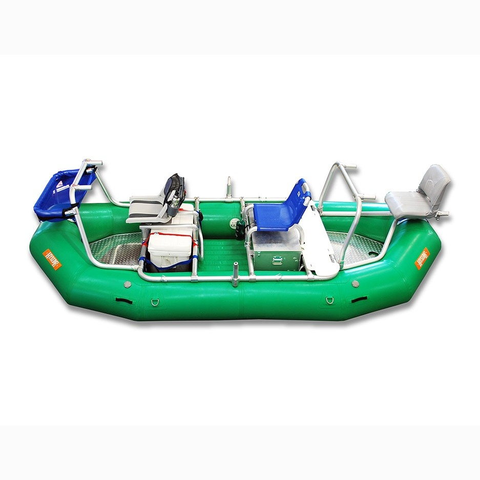 Down River Equipment Down River Eagle AS 4-Bay Raft Fishing Frame XD Frames  Fishing Frames at Down River Equipment