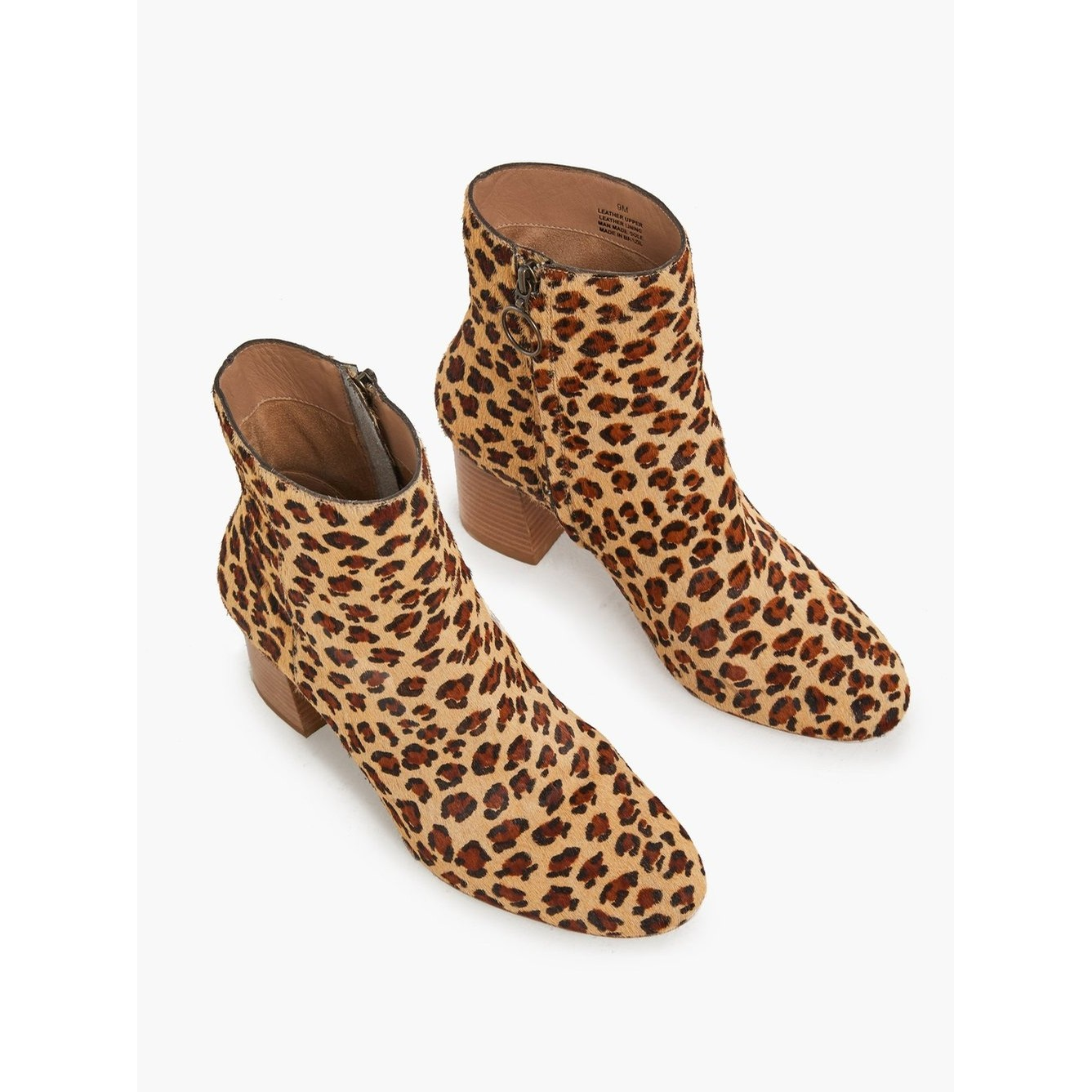 Celina Ankle Boot (Cheetah)