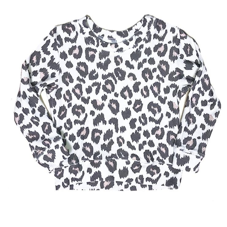 Cheetah Sweatshirt