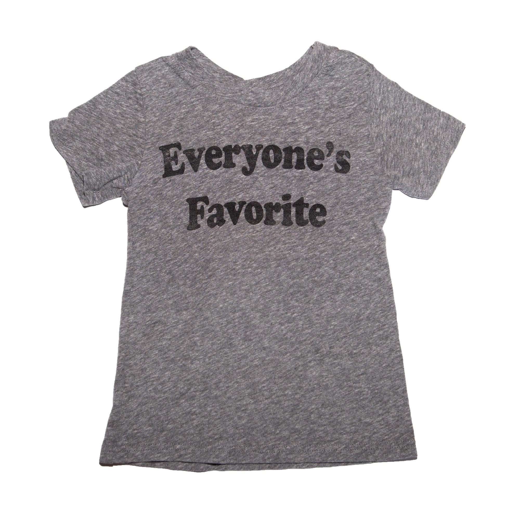Everyones Favorite Tee (Grey)