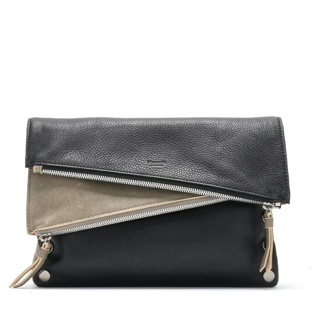 Dillon Small (Black/Pewter/Brushed Silver)