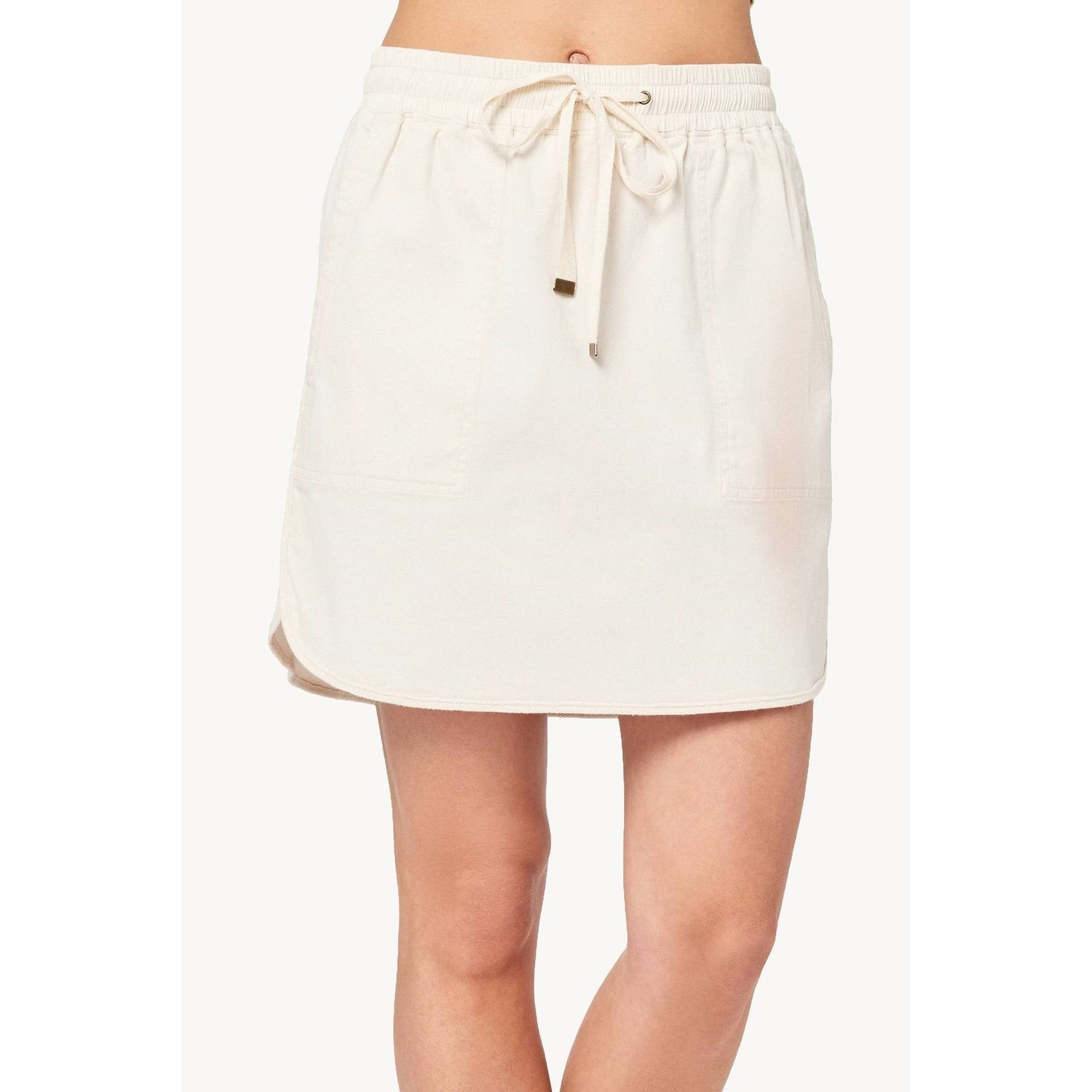 Canvas Skirt (Light Canvas Khaki)