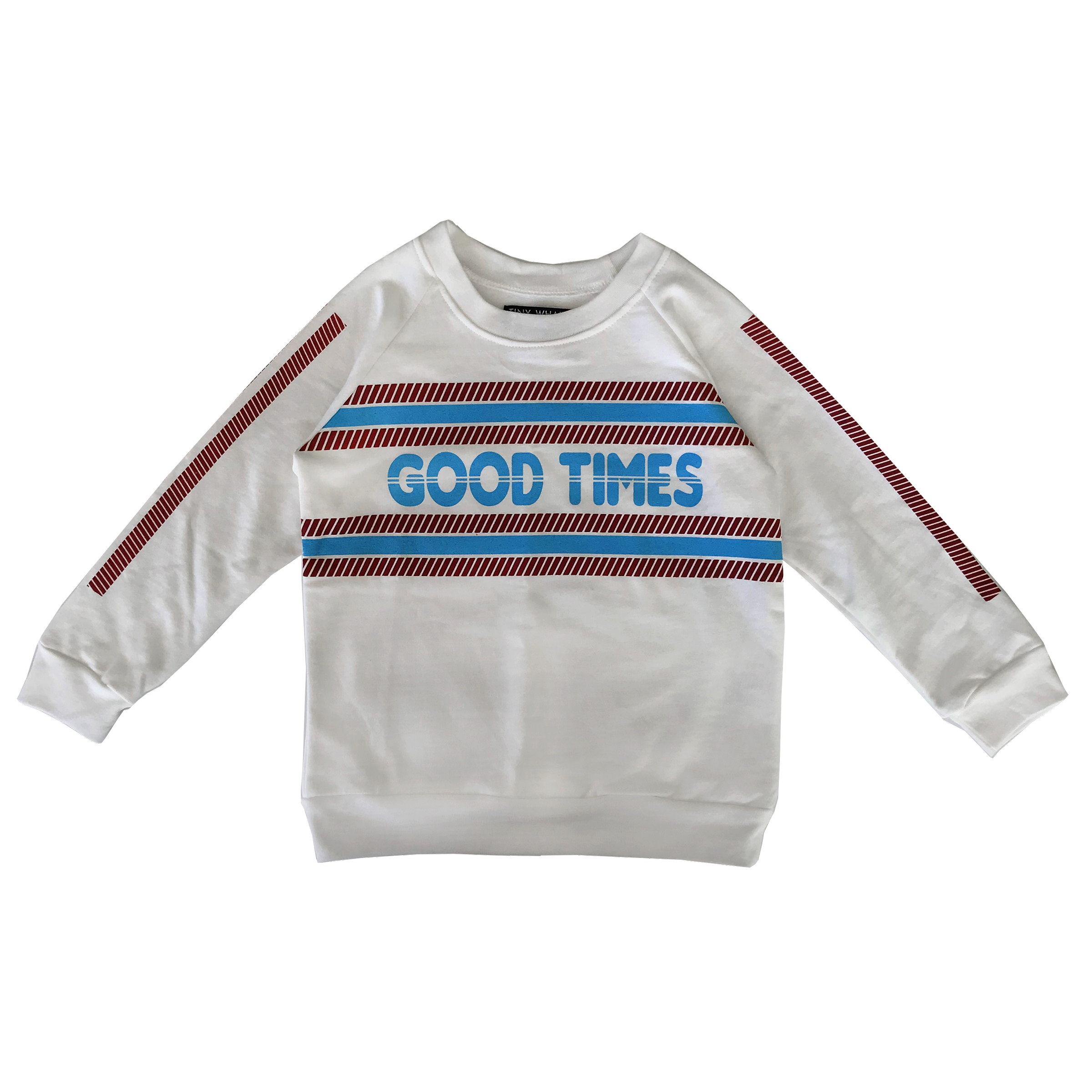 Good Times Long Sleeve Tee (Natural)