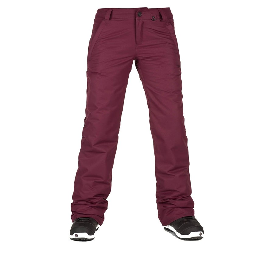 Frochickie Insulated Pant 2019 | Merlot