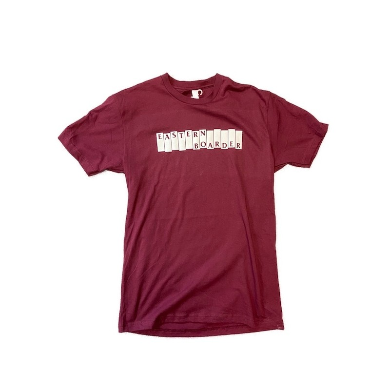 Wasted Tee | Maroon