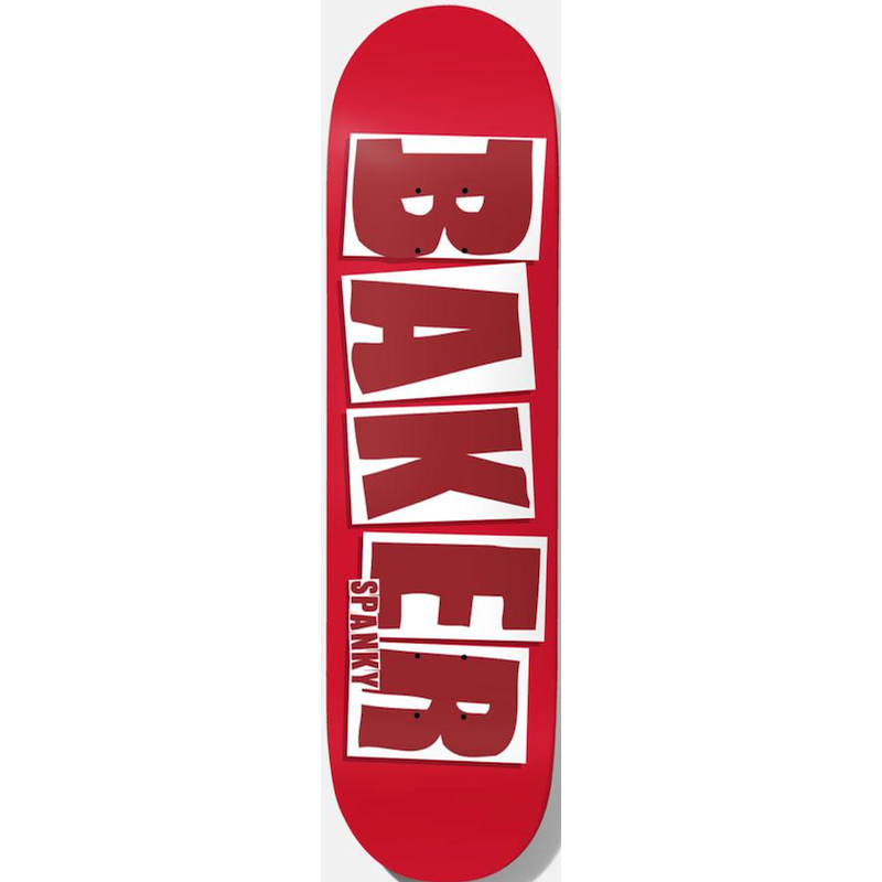 KL Brand Name Red Deck | 8.25
