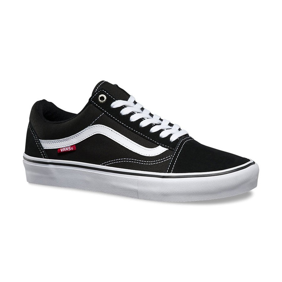 Old Skool Pro | Black/White